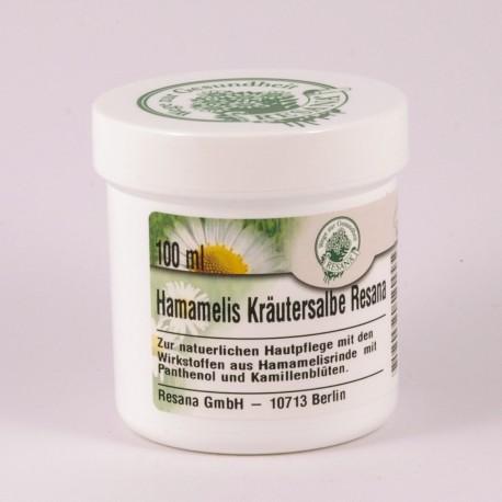 Hamamelis Kräutersalbe Resana