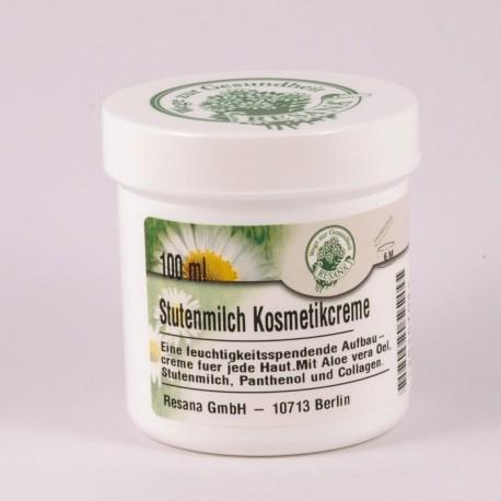 Stutenmilch Kosmetikcreme